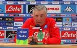 Ancelotti: I can't fault Napoli players despite Europa League exit