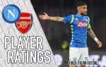 Napoli player ratings: Insigne anonymous, Meret flops and Milik a letdown