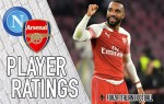 Arsenal player ratings: Ramsey's dress rehearsal in Italy ends early