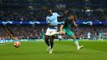 Spurs' Lucas Moura: City thriller most emotional I've ever played in