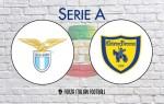 Lazio v Chievo: Official Line-Ups