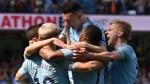 Manchester City 1-0 Tottenham: Phil Foden goal sends City top