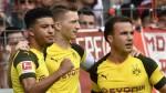 Bundesliga: Borussia Dortmund win at Freiburg to keep pressure on Bayern Munich