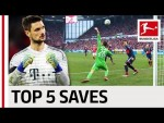 Top 5 Saves - Sven Ulreich