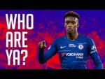 ENGLAND'S FUTURE? | Who Are Ya?  | Callum Hudson-Odoi