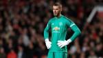 Manchester United's Solskjaer will not drop De Gea despite mistakes