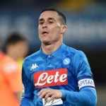 NAPOLI about to sign CALLEJON on new long-term
