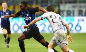 Kwadwo Asamoah lauds Inter Milan teammates after stalemate with AS Roma