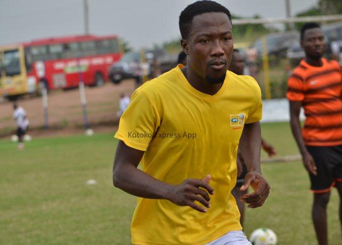 OFFICIAL: Asante Kotoko SC terminates Frederick Boateng contract