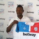 Liberty Professionals are in rebuilding state - Coach Reginald Asante
