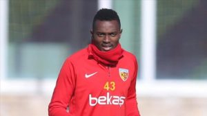 2019 Africa Cup of Nations: Bernard Mensah recovers from injury