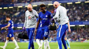 Ghana's Callum Hudson-Odoi to miss the rest of the season through injury