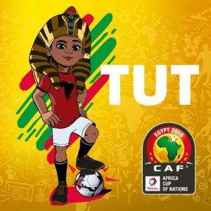2019 Africa Cup of Nations: Official mascot unveiled