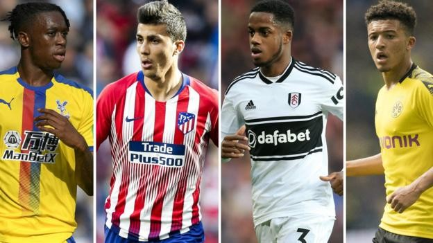 Man City, Liverpool, Chelsea, Spurs, Arsenal, Man Utd: Top six transfer targets