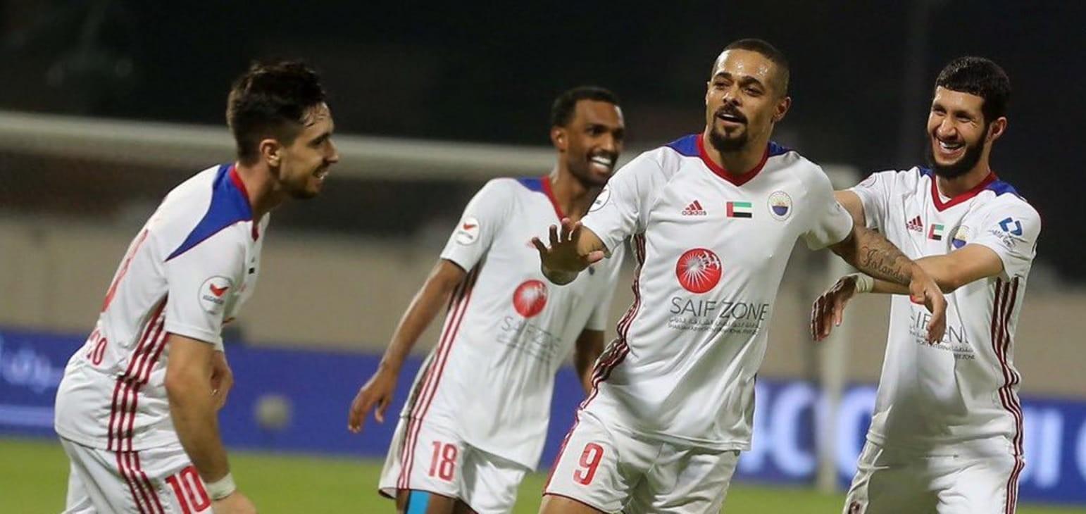 Sharjah end 23-year wait for league title