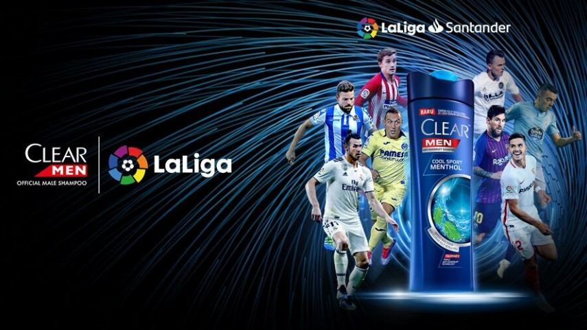 Heroes keep a clear head – and LaLiga and Clear MEN are celebrating them all!