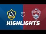 LA Galaxy vs. Colorado Rapids | HIGHLIGHTS - May 19, 2019