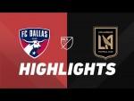 FC Dallas vs. LAFC | HIGHLIGHTS - May 19, 2019