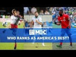 Who is the best American Striker of all-time?