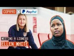 From Refugee to Referee | When Lioness Ellen White met JJ