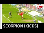 Kick it Like Zlatan - Acrobatic Efforts on Final Matchday