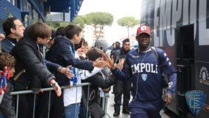Afriyie Acquah insists Empoli will maintain Serie A status
