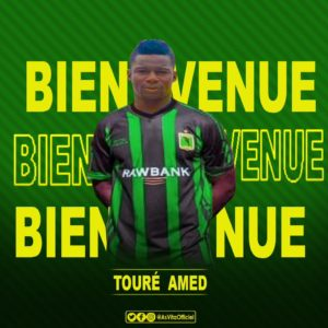 As Vita club signs former Kotoko goal getter Ahmed Toure
