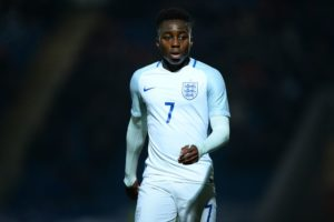 English Born Ghanaian Forward Arvin Appiah handed England U18 call-up ahead of 8 nations tournament