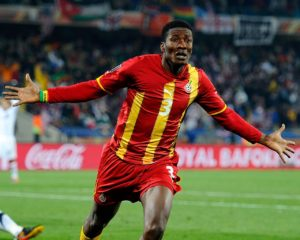 I want my biggest legacy to be lifting the AFCON trophy – Gyan