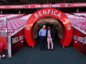 Benfica set to build Soccer Academy in Ghana