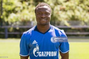 Bernard Tekpetey rejoins Schalke 04 from SC Paderborn