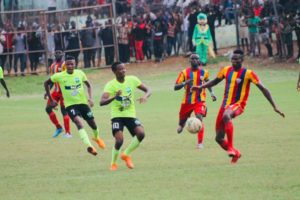 NC SPECIAL COMPETITION: Hearts Of Oak suffer 1-0 defeat against Dreams FC