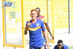 Hearts youngster Larry Sumaila Ibrahim believes club will win Special Competition to make fans happy