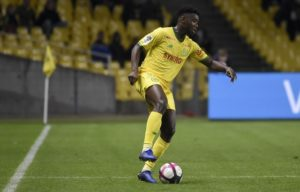 Enock Kwarteng on the brink of joining Bordeaux From Nantes