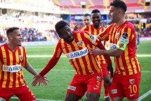Kayserispor president hints at new deal for Asamoah Gyan