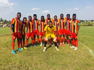NC CUP: Hearts record important 2-1 victory over Dwarfs to stay top