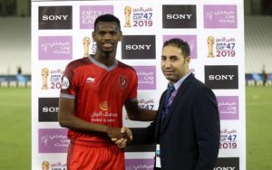 Muntari adjudged man of the match as Duhail SC beat Al Sailiya 3-0