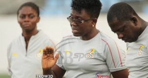2019 Women's WAFU :My girls are 'seriously ready' for Nigeria' – Mercy Tagoe-Quarcoo
