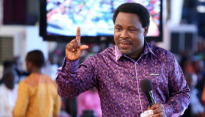 2019 Africa Cup of Nations: Prophet TB Joshua can help Black Stars win AFCON - Richard Kingston insists