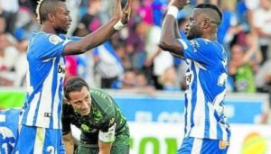 Mubarak Wakaso and Patrick Twumasi to be transferred out of Alaves this summer