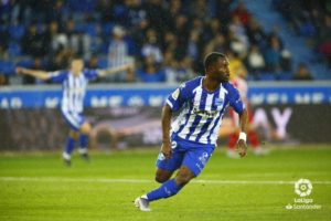 Ghana midfielder Mubarak Wakaso delighted with goal against Girona