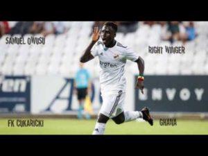 Dortmund interested in signing Ghanaian winger Samuel Owusu