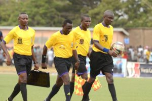 RAG appoints referees for NC special competition match week 13