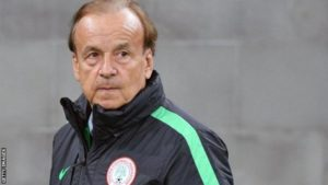 2019 Africa Cup of Nations: Nigeria coach Gernot Rohr plays down his team's title chances