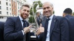 Sources: Zidane key in Ramos staying at Madrid