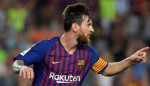 Messi record has Barca on brink