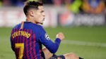 Coutinho admits to poor season at Barcelona