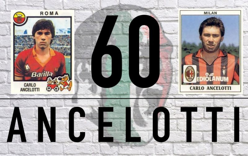 Ancelotti at 60: The often forgotten playing legend