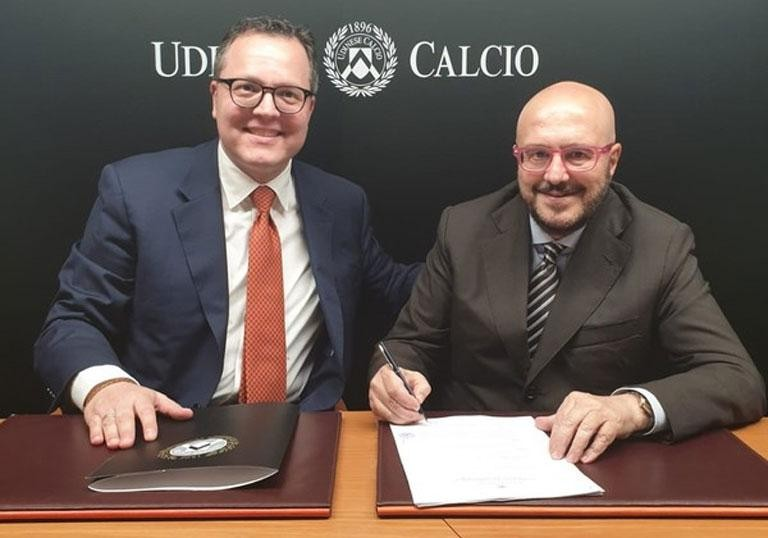 UDINESE: PIERPAOLO MARINO IS THE NEW SPORTING DIRECTOR