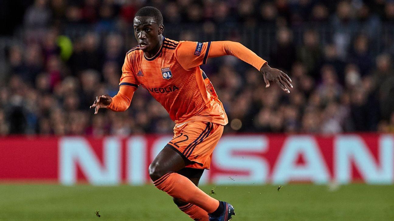 Real Madrid sign Lyon left-back Mendy for ¬48m
